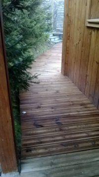 réalisation de terrasse bois